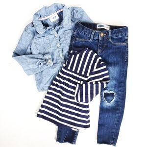 Old Navy Ballerina Jeans and more Bundle Girls